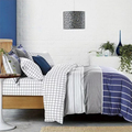 Printed bedding set for adult with polyester