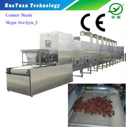 Food Dehydrator / Tunnel Microwave Food Dryer