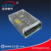 High efficiency 50W 5V 12V Dual Output LED driver ISO9001 certification approved