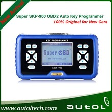 Cost-effective SKP 900 Key Programmer Easy to Update and Operate Monthly FREE Update Online SuperOBD SKP-900 Key Maker
