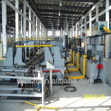 Middle speed drum machine line 50-220 liter 55 gallon or 5 drum per minute steel drum production line
