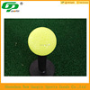 High quality indoor rubber tournament golf ball , driving range ball