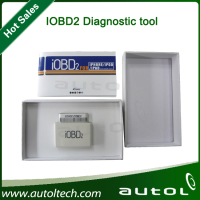 XTOOL iOBD2 Bluetooth OBD2 EOBD Auto Scanner Trouble Code Reader for iPhone/Android Car Diagnostic Tool