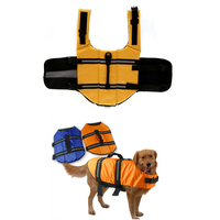 Travel Seaside Pet Life Jacket For Swimming Dogs