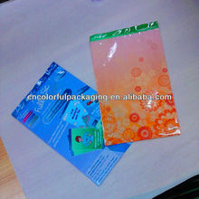 Travel or morning sickness packs PE Plastic Packaging bags with competitive price