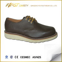 FS2031 Low Cut Genuine Leather Casual Shoes