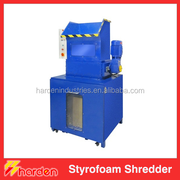 Polystyrene Foam Shredder
