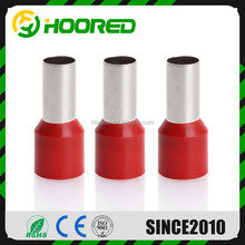 Superior quality Red electric Insulated Cord End wire Terminals for cable joint