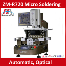 Factory Price BGA Soldering Rework Station ZM-R720 for Macbook Logic Board chip replacement and soldering