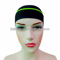 polyester spandex fashion headscarf for cycling