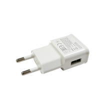 RJC4018 EU UK US AU single port 5V 2A ABS White usb wall charger for <strong>mobile</strong> <strong>phone</strong>
