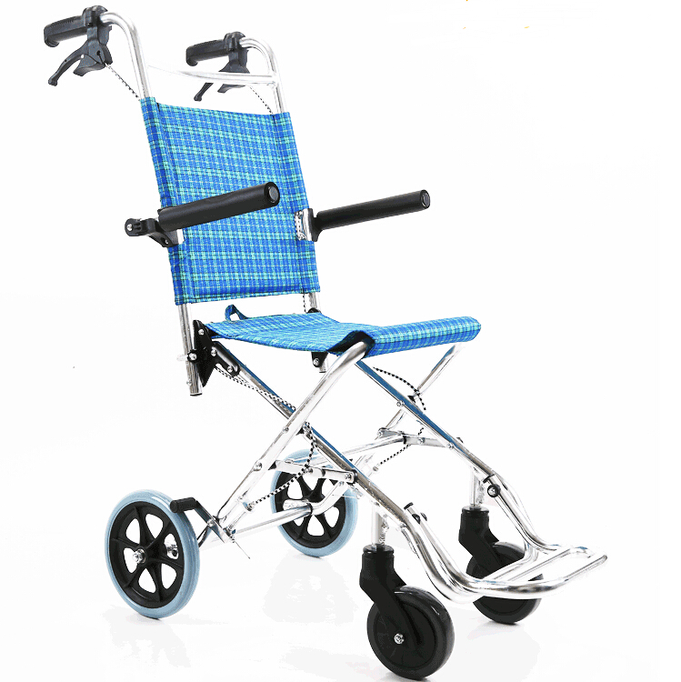 Foldable light weight travel wheelchair for airplane  1.jpg