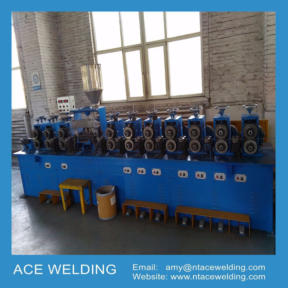 submerged arc welding wire making equipment with PLC control