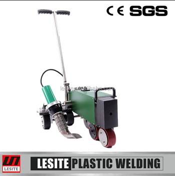 Roofing Hot Air Welding Machine for thick PVC TPO Membrane