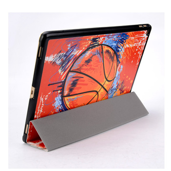 Printing Smart Tablet PC Cover Case for iPad Air Pro 12.9