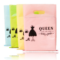 factory direct sales all kinds of plastic shopping bags with logo