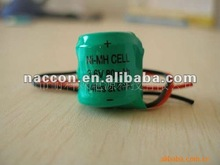 High quality ni-mh rechargeable battery pack from Manufacturer!700mAh AAA 4.8V battery