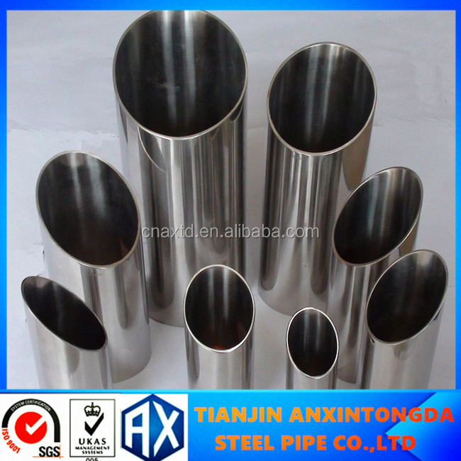 stainless steel sealed end small tube for water content sensors 300mm diameter steel pipe