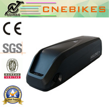 Electric bicycle kit lithium-ion battery with indicator