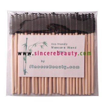 Bamboo Stick Mascara Brush, Mascara Wand