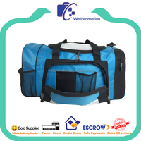 Wellpromotion high quality waterproof executive travel bag