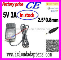 wholesale alibaba 5V 3A battery chargers for quad core android tablet pc mid