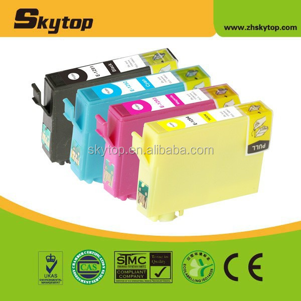 Factory selling! T1291 Compatible Epson ink cartridge T1291 T1292 T1293 T1294