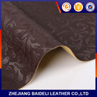 fabric glitter cheap faux leather fabric for wallpaper