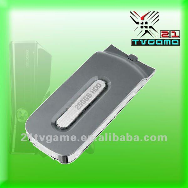 250GB Hard Drive for xbox360 phat,HDD 250GB for xbox360 phat