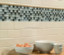 shining Iridescent glass mosaic tile ,swimming pool tiles for sale