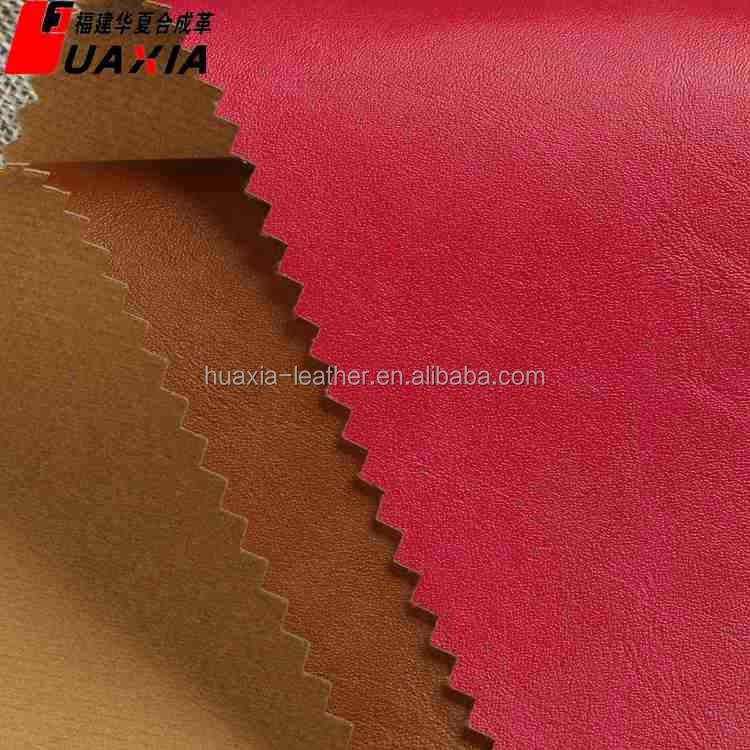 0.9mm pu synthetic leather for shoes