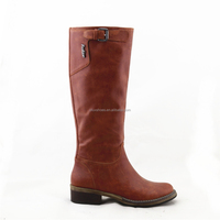 LQEB23 sex ladies long elegant fashion leather boots leather outdoor boots genuine leather boots