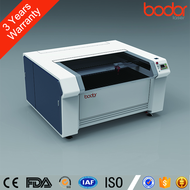 cnc BCL1309X fiber laser etching machine for candlenut wood