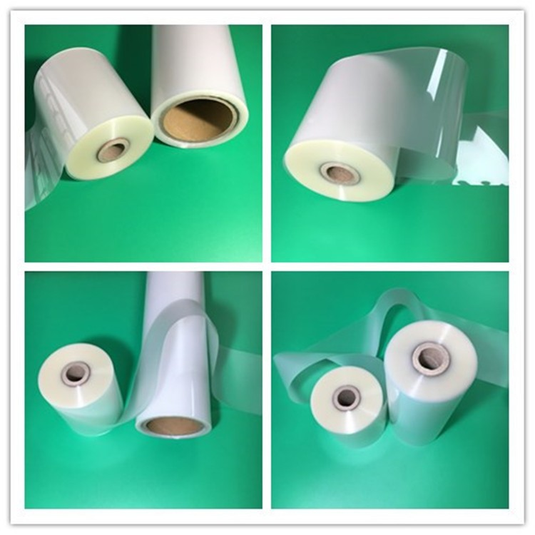 Core Size 25mm 57mm 76mm Clear Laminating Roll Films Length600m