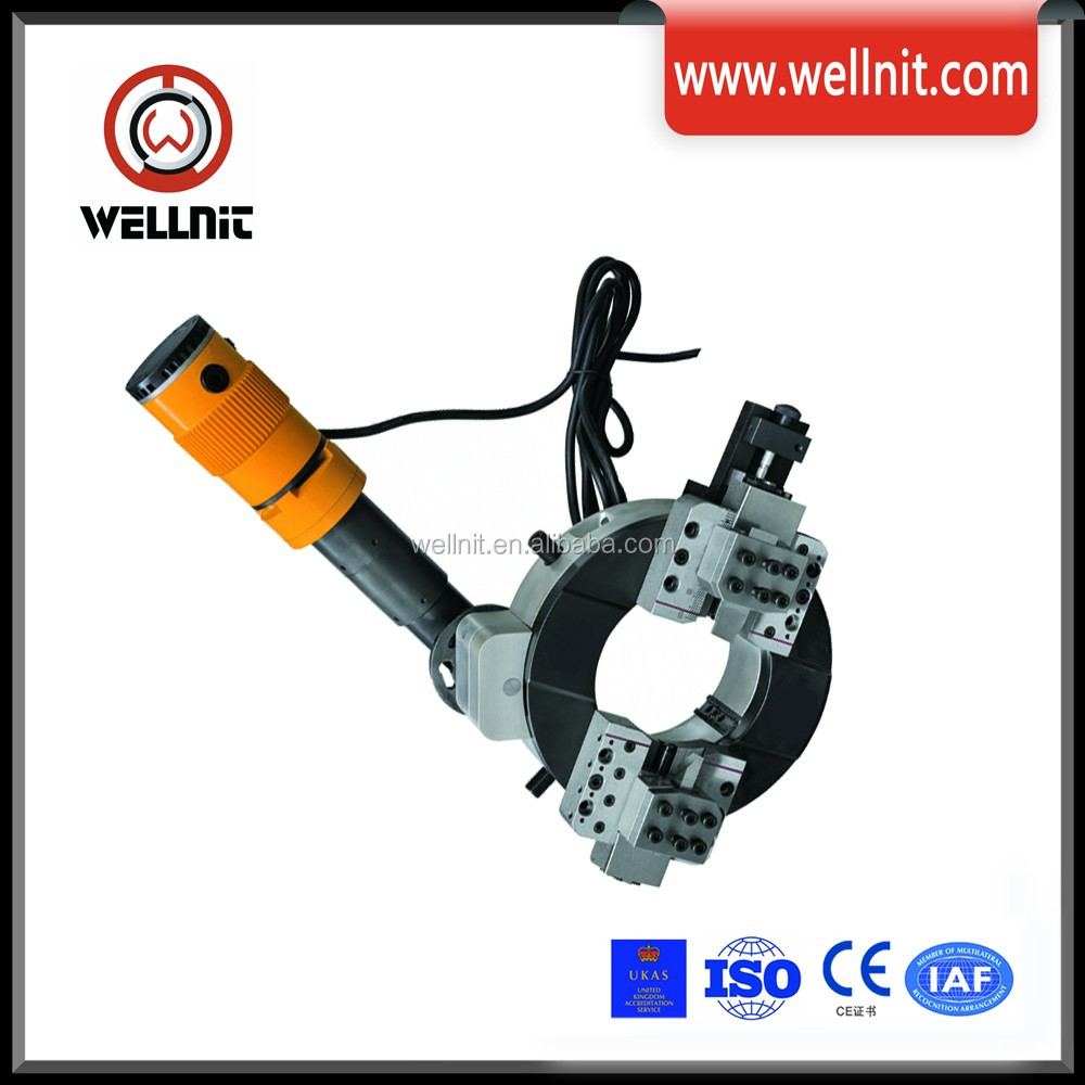 Portable Electric Pipe Cold Cutting And Beveling Machine Tool