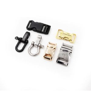 Where To Buy Nylon Webbing Plastic Strap Hook buckles