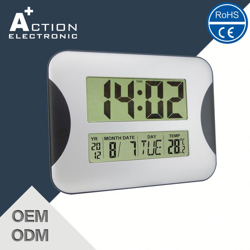 Ce Certified Hot Sales Good Quality Wall Clock And Calendar