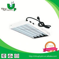 Tube Fluorescent T5 light Fixture/t5 fixture with cover and switch/hydroponic indoor T5 LED grow light