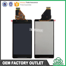 Full new LCD touch display digitizer LCD for sony xperia zr c5502 c5503 m36h