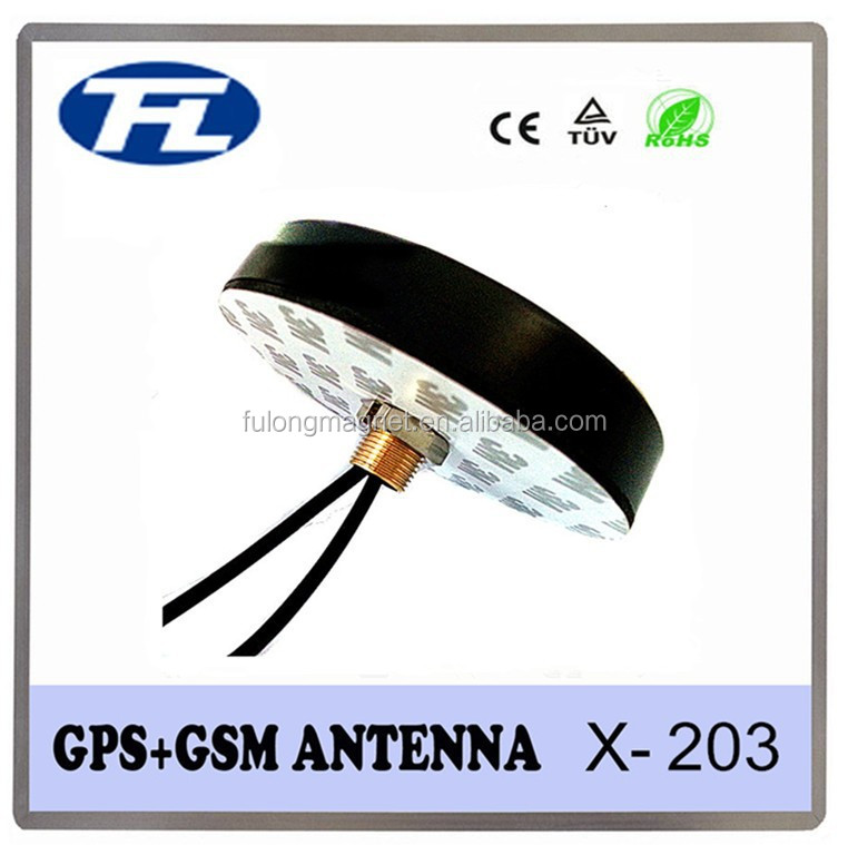 china Supplier) Double Frequency Gsm/gps Combination Antenna