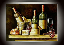 Handpainted Still Life Fruit Oil Painting handmade oil painting picture