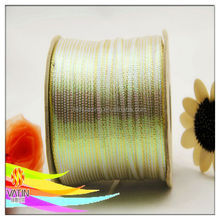 Special glitter color packing/wraping ribbon with mini size
