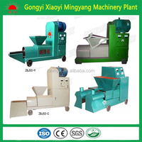 Factory directly selling good quality wood pellet briquettes making machine