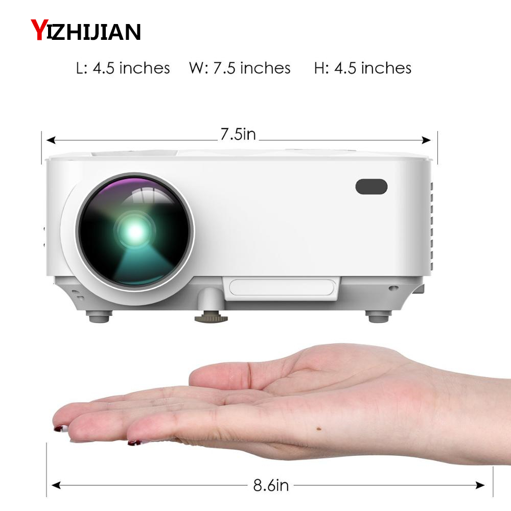 China manufacturers best mini portable projector for smartphones