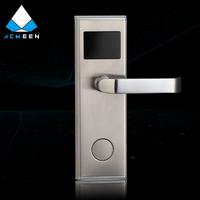 stainless steel hotel door lock