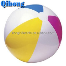 Wholesale promotional custom small PVC Inflatable Beach Ball