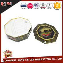 irregular shape tins&special shape biscuit tin