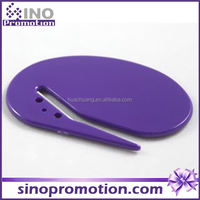 mini cute paper cutter knife/plastic letter opener,utility knife blade for promotion gift