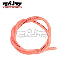 BJ-HOSE-001 motorcycle rubber line replace for general pipeline - 6mm pink dirt bike fuel hose