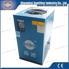 Refrigerated compressed air dryer with home cng compressor for car